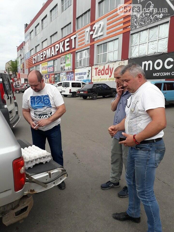 Дергачевские ветераны ВОВ получили праздничные посылки, фото-3