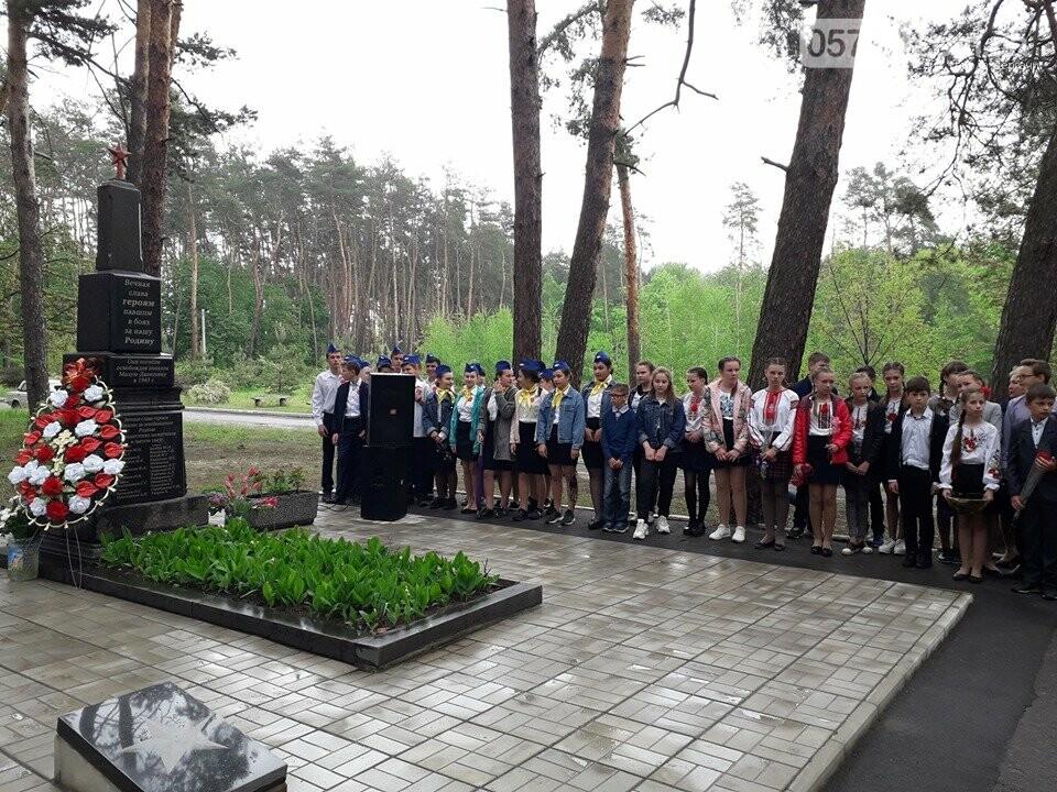 Как Дергачевский район отмечает День памяти и примирения, фото-8