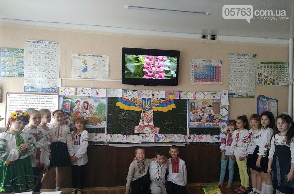 Как прошел День вышиванки в Дергачевском районе (Фото), фото-4
