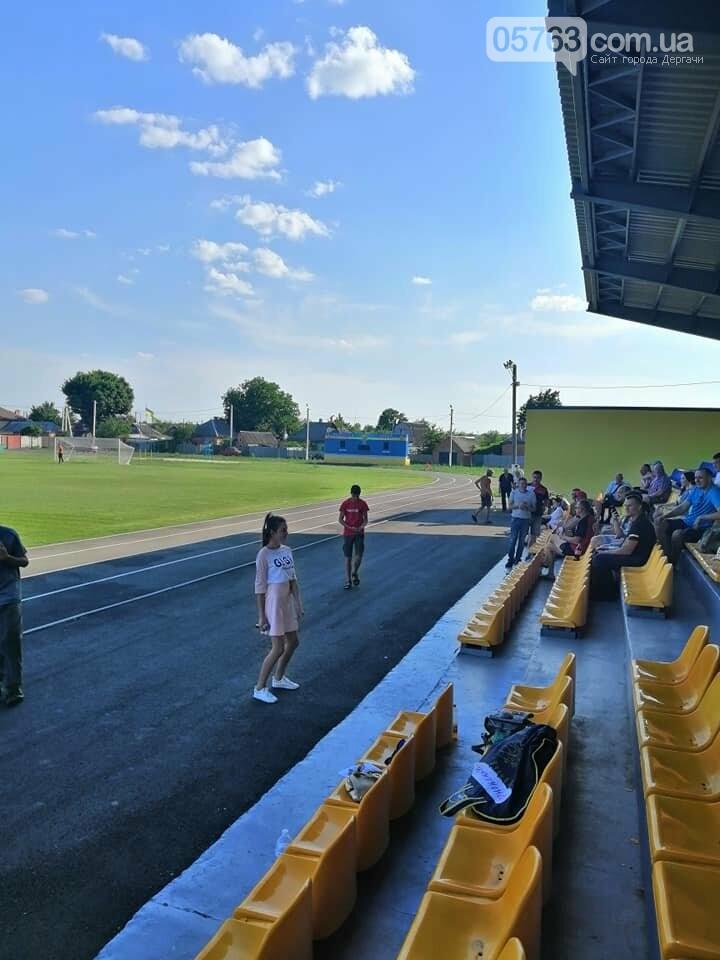 Результаты 5-го тура чемпионата Дергачевского района по футболу, фото-4