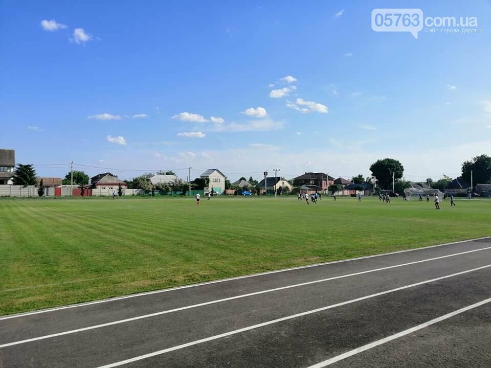 Результаты 5-го тура чемпионата Дергачевского района по футболу, фото-3