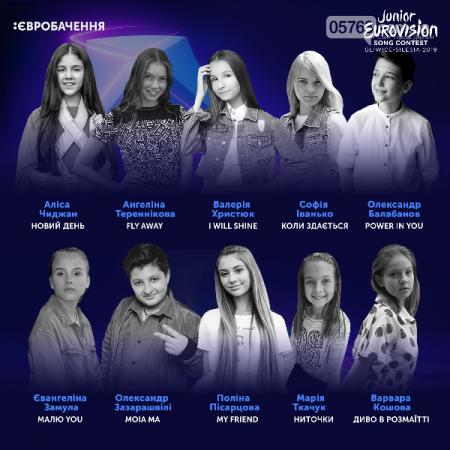 Детское Евровидение-2019: Полина Писарцова в 10-ке финалистов (Видео), фото-1