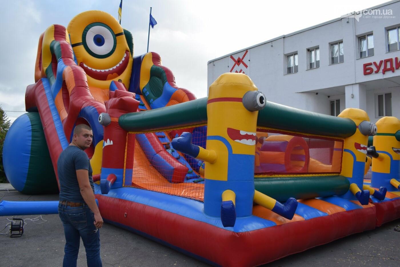 В Дергачах отметили День города, фото-10