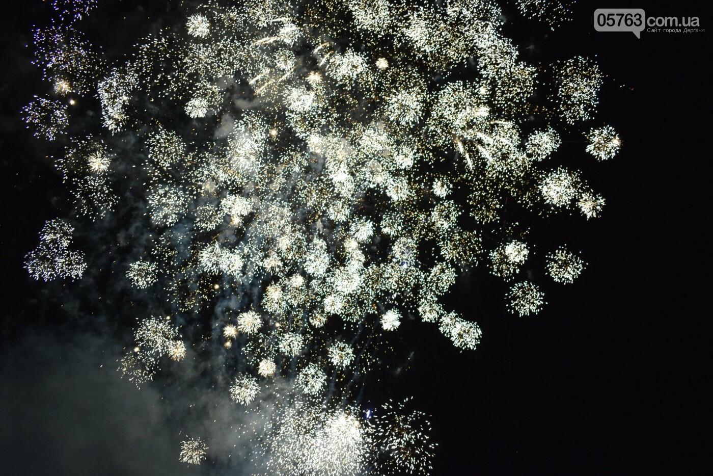В Дергачах отметили День города, фото-27