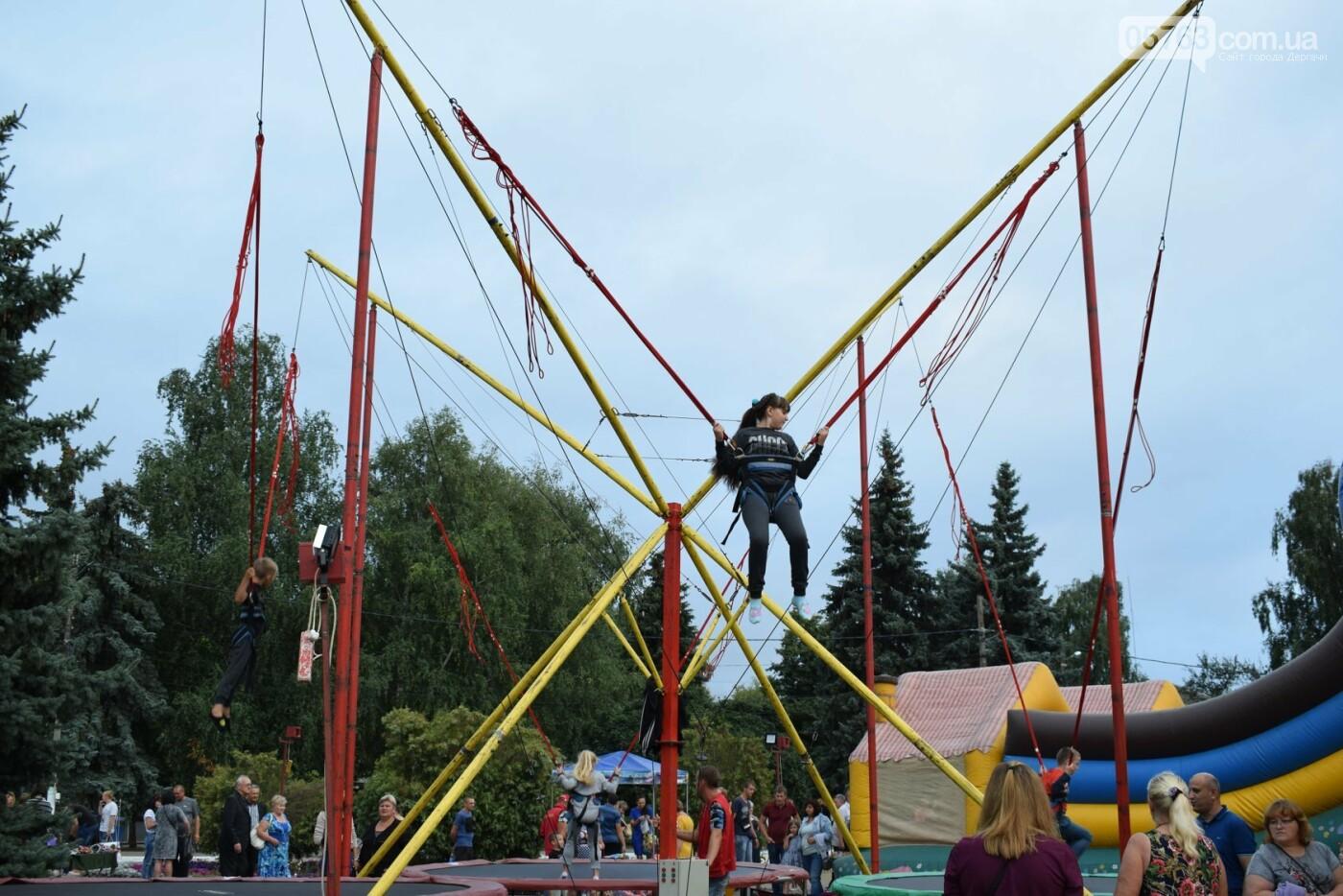 В Дергачах отметили День города, фото-11