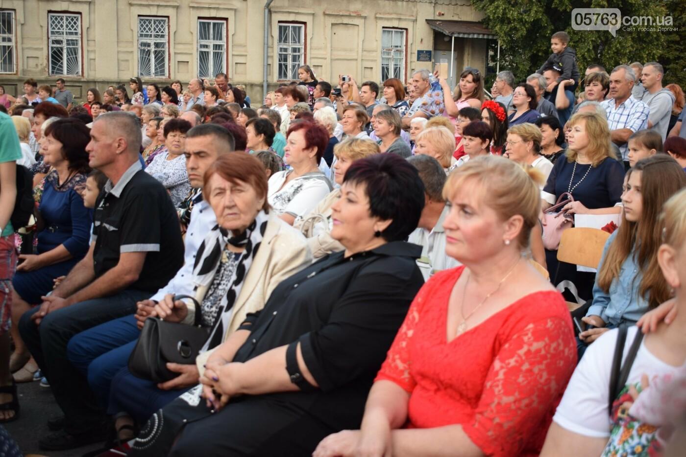 В Дергачах отметили День города, фото-19