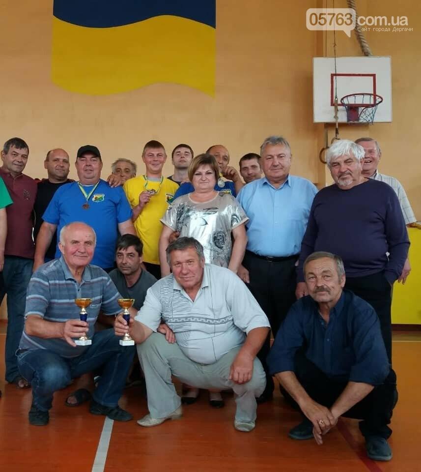 В Дергачах прошел турнир по домино, фото-4