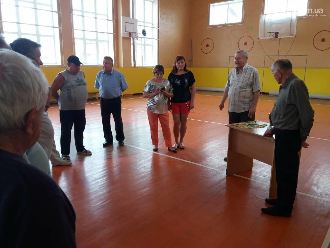 В Дергачах прошел турнир по домино, фото-1