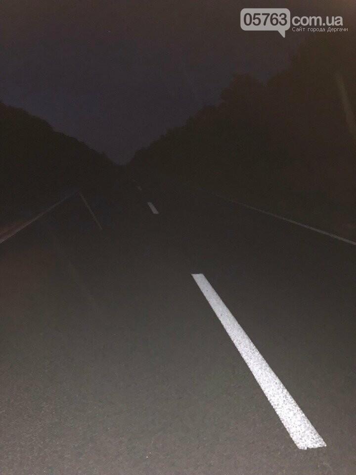 В Дергачевском районе погиб велосипедист , фото-3