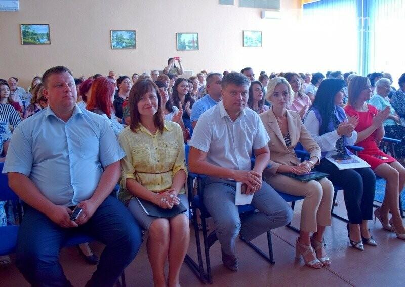 В Дергачах прошел районный образовательно-культурный форум, фото-4