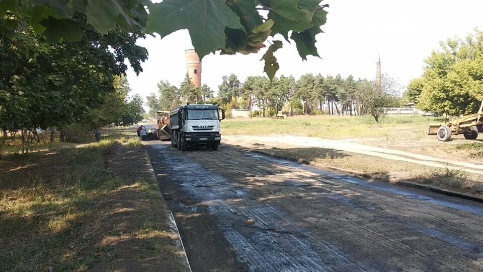 В Малой Даниловке начали делать дорогу, фото-2