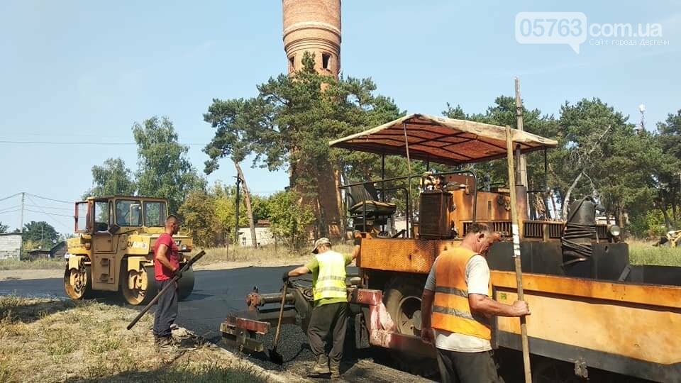 В Малой Даниловке начали делать дорогу, фото-12