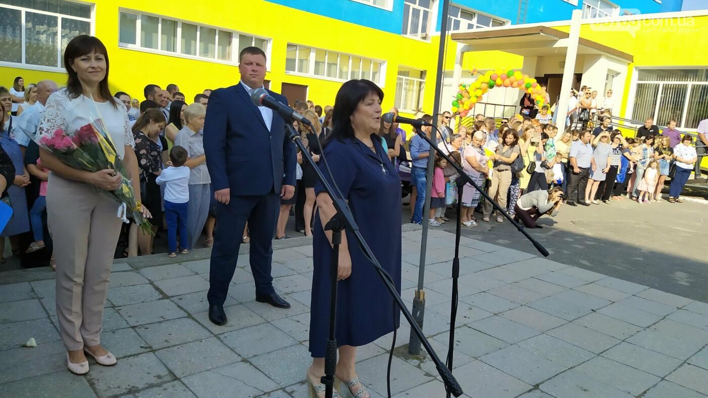 Праздник Первого звонка. В школах Дергачевского района начался новый учебный год, фото-10