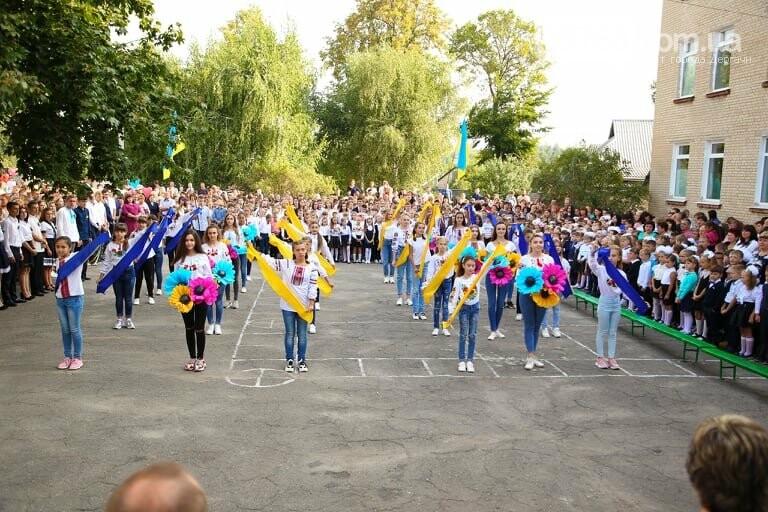 Праздник Первого звонка. В школах Дергачевского района начался новый учебный год, фото-28