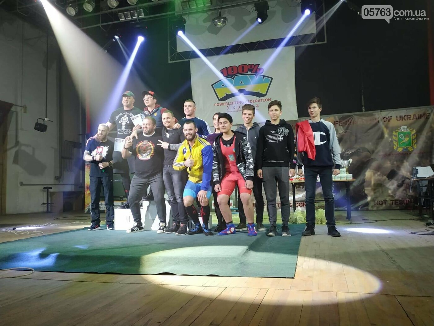 В Дергачах відбувся Всеукраїнський турнір з пауерліфтингу та жиму штанги лежачи, фото-6