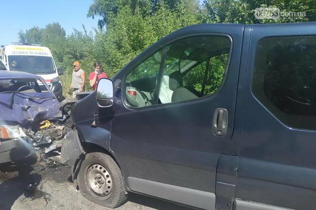 Авария в Дергачевском районе, есть пострадавшие, фото-2