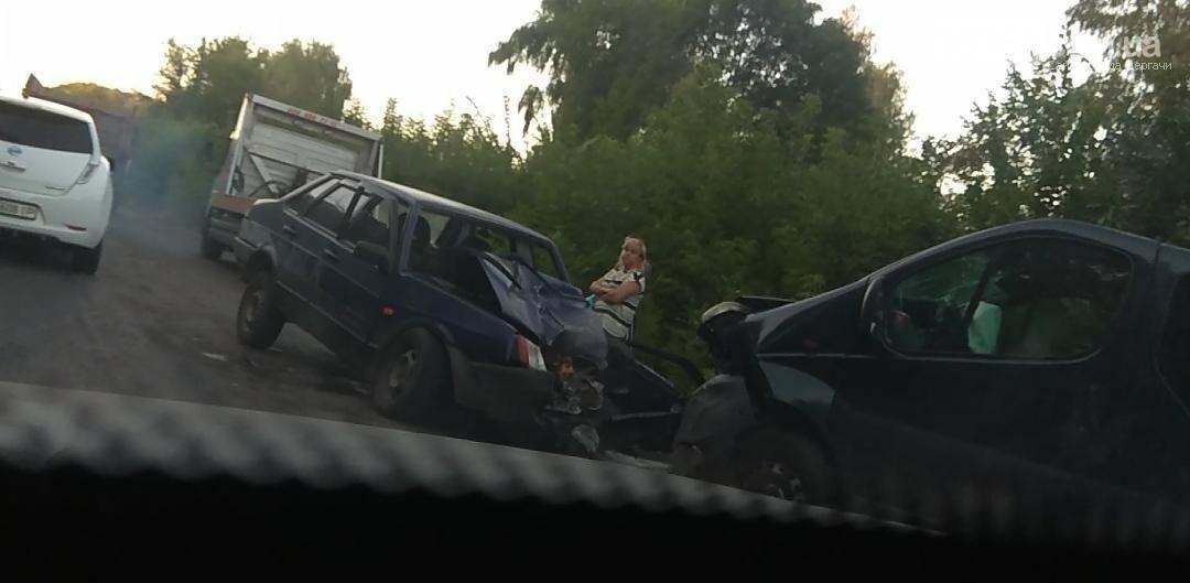 Авария в Дергачевском районе, есть пострадавшие, фото-3