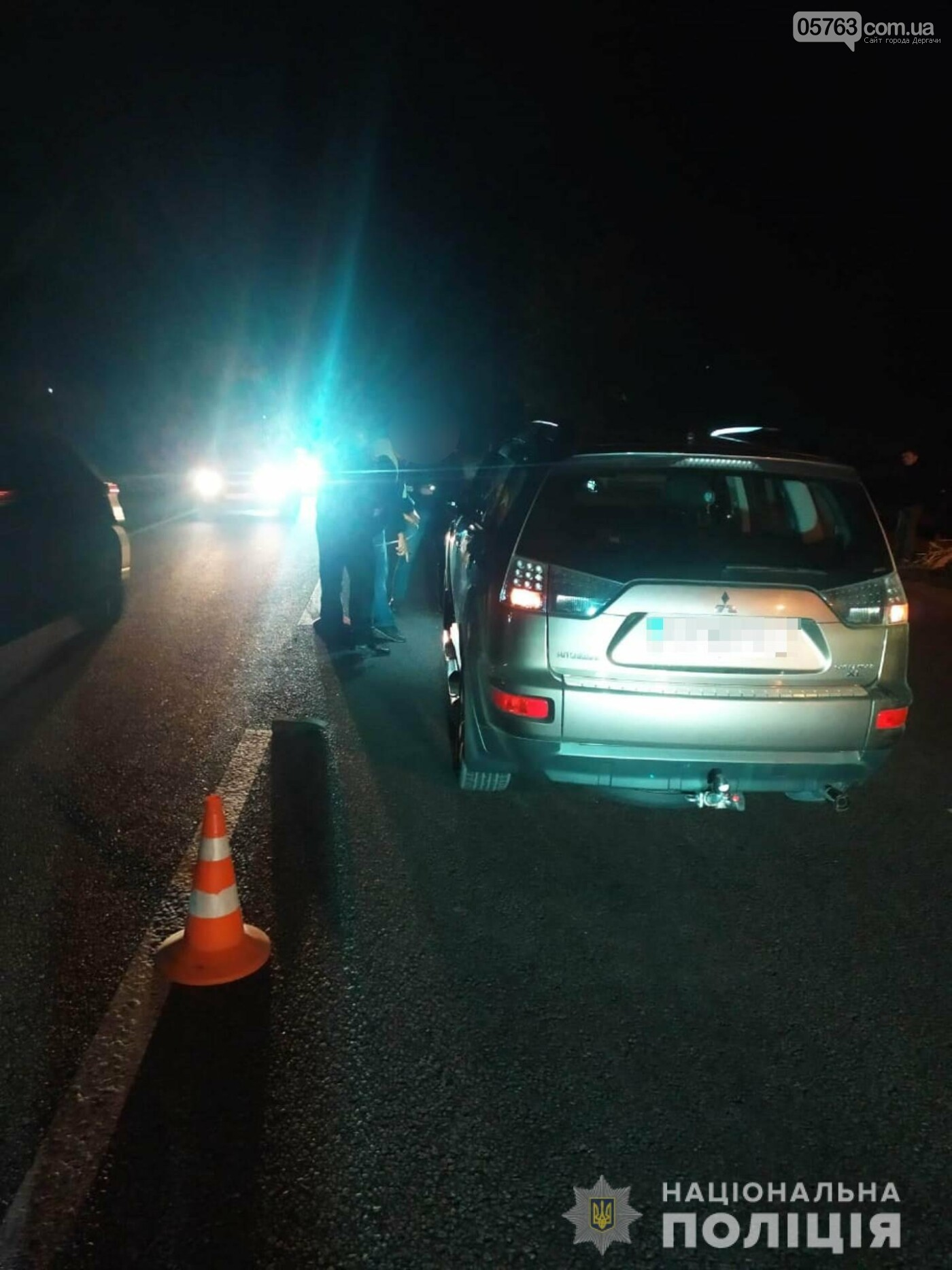 В Дергачевском районе мужчину сбили насмерть 2 машины, фото-1