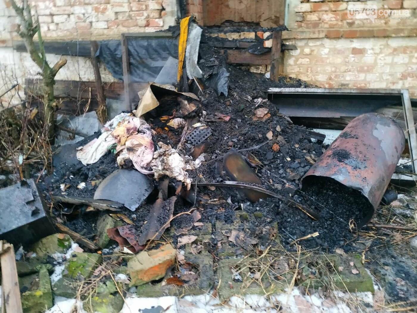 Загорівся приватний будинок: рятувальники знайшли тіло 92-річного чоловіка, - ФОТО, фото-5