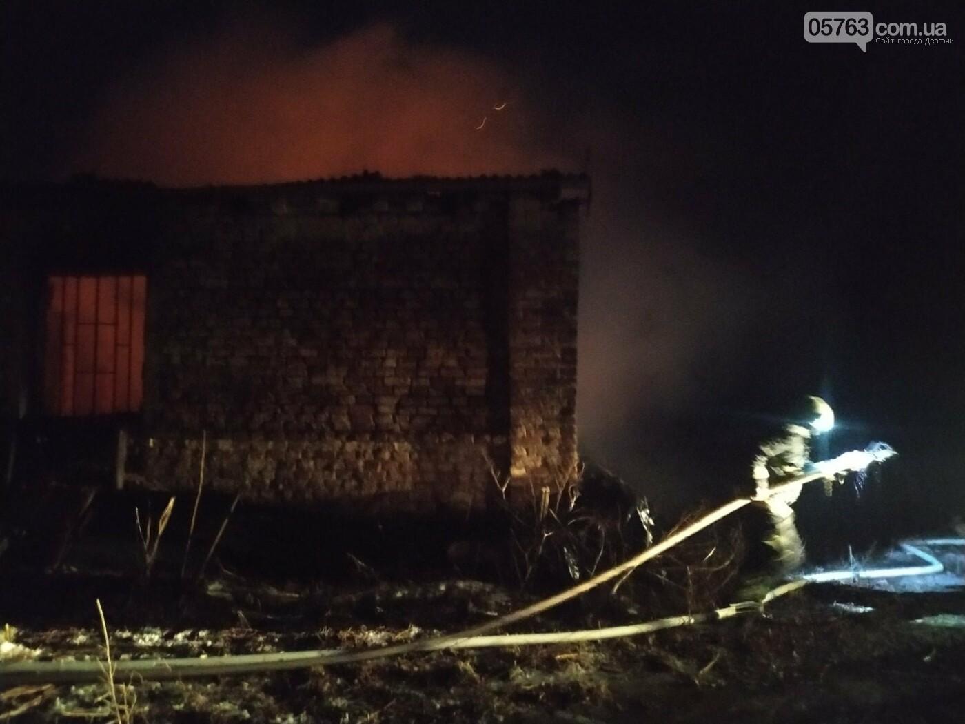 Загорівся приватний будинок: рятувальники знайшли тіло 92-річного чоловіка, - ФОТО, фото-2