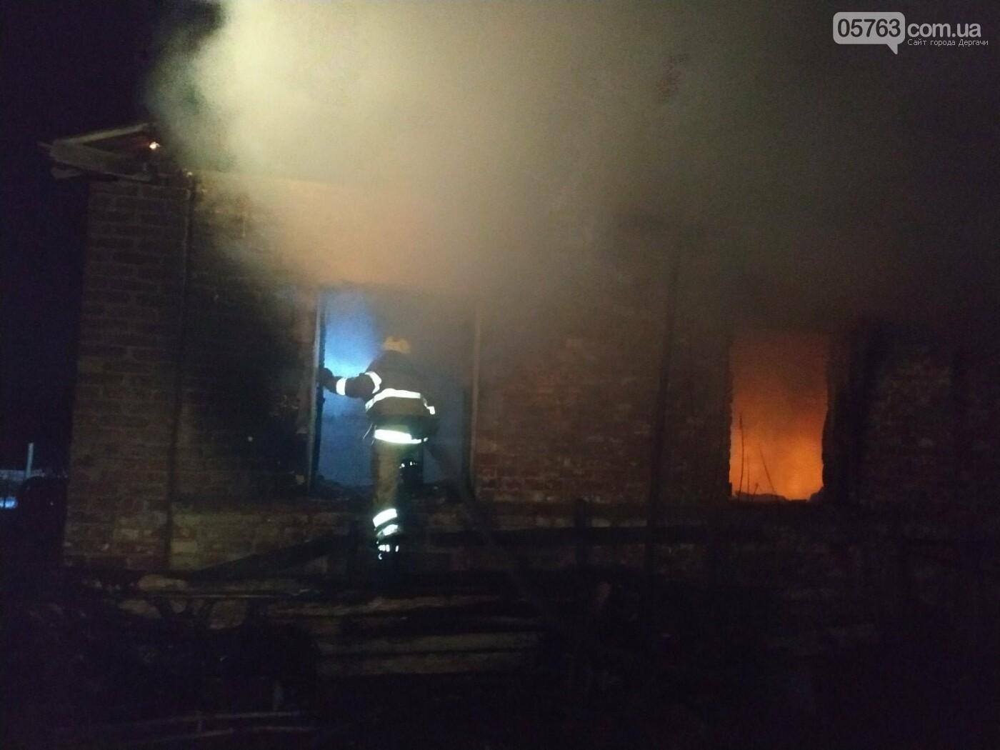 Загорівся приватний будинок: рятувальники знайшли тіло 92-річного чоловіка, - ФОТО, фото-3