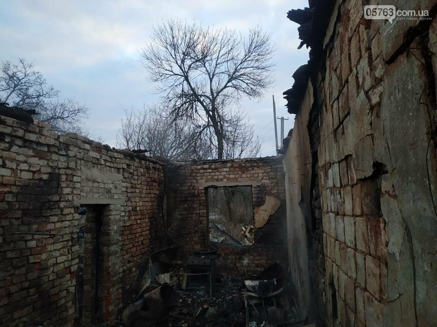 Загорівся приватний будинок: рятувальники знайшли тіло 92-річного чоловіка, - ФОТО, фото-4