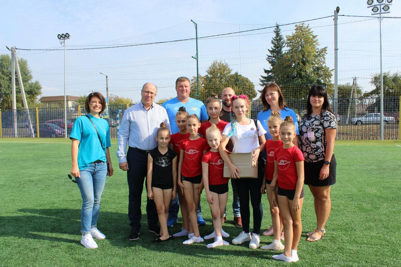 День физической культуры и спорта в Дергачах (ФОТО), фото-3