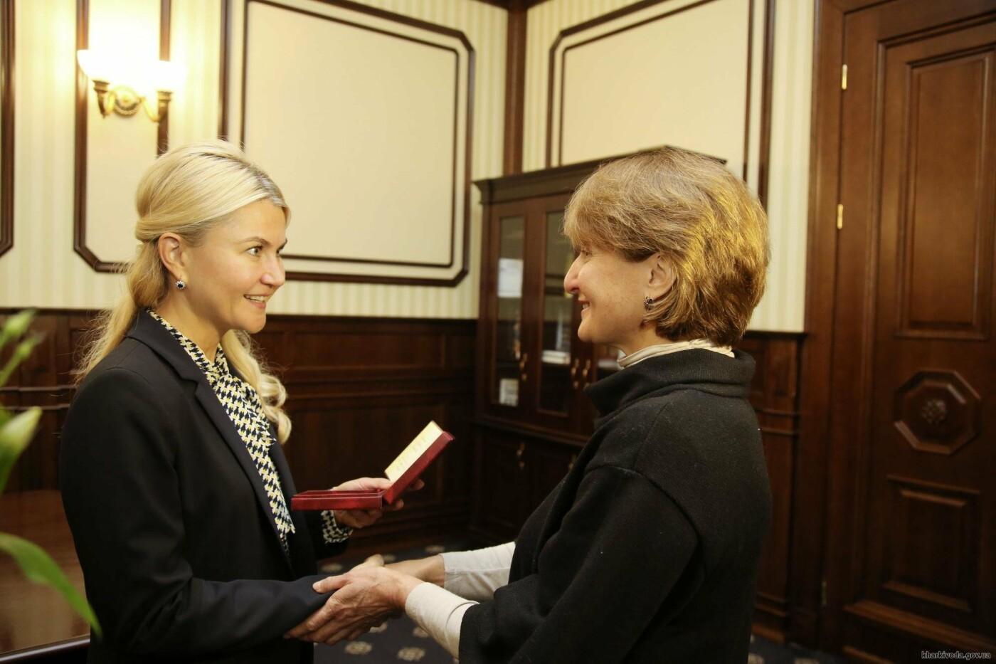 Любовь Яровая: «Заслуженный врач Украины», фото-3