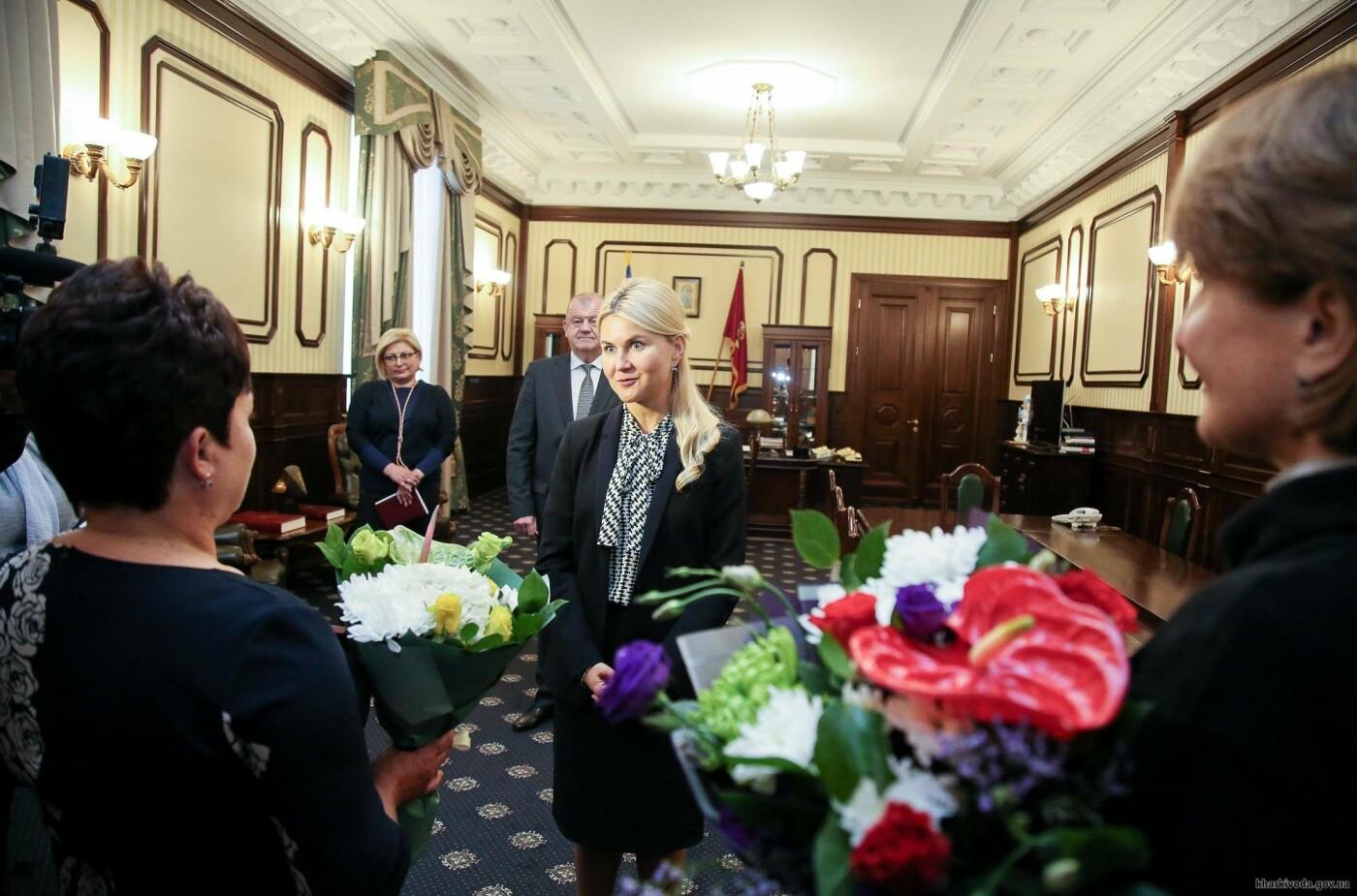 Любовь Яровая: «Заслуженный врач Украины», фото-4