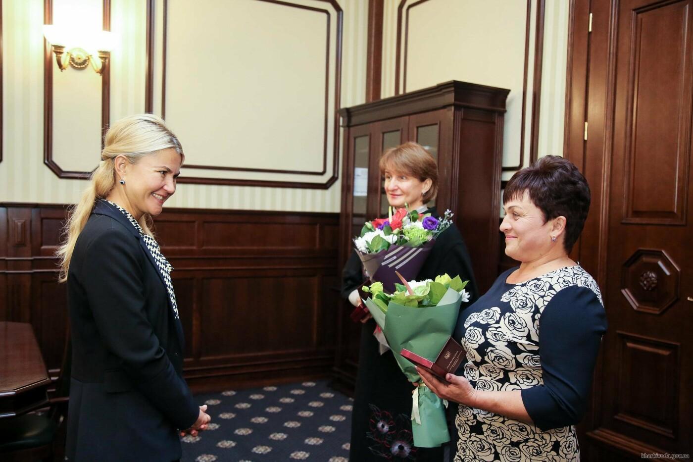 Любовь Яровая: «Заслуженный врач Украины», фото-2