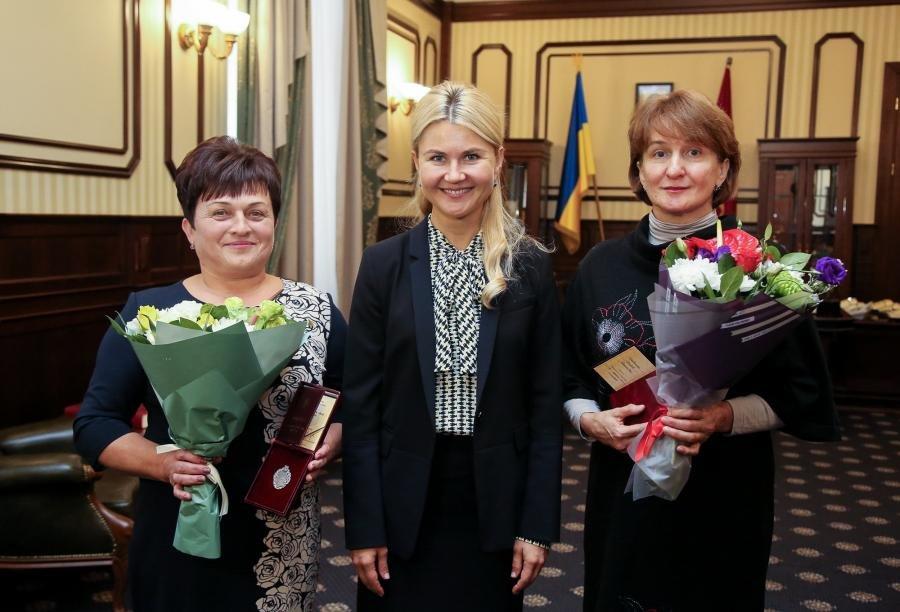 Любовь Яровая: «Заслуженный врач Украины», фото-5