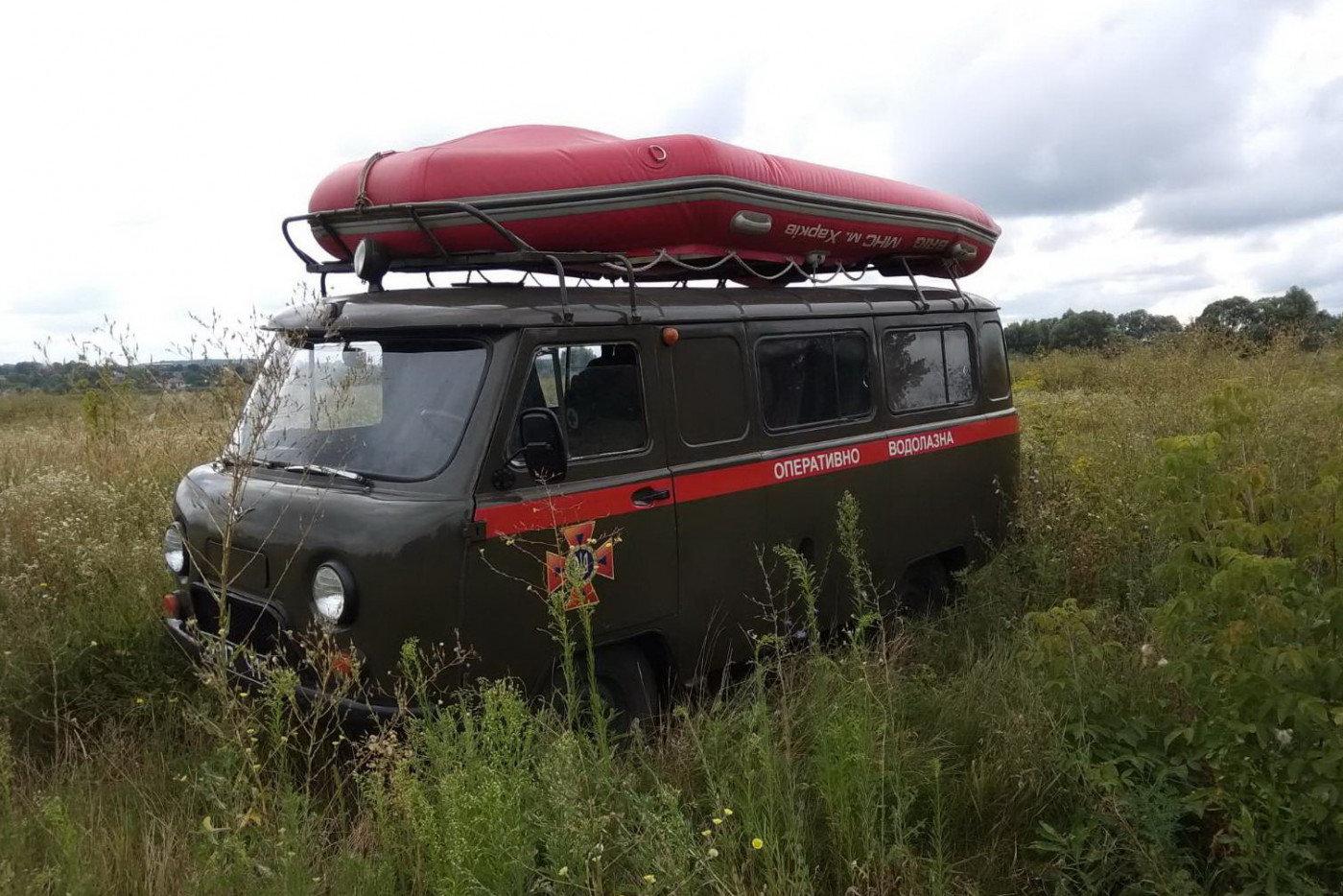 В Дергачах спасатели нашли тело пенсионера, утонувшего в реке Лопань - ФОТО, фото-2
