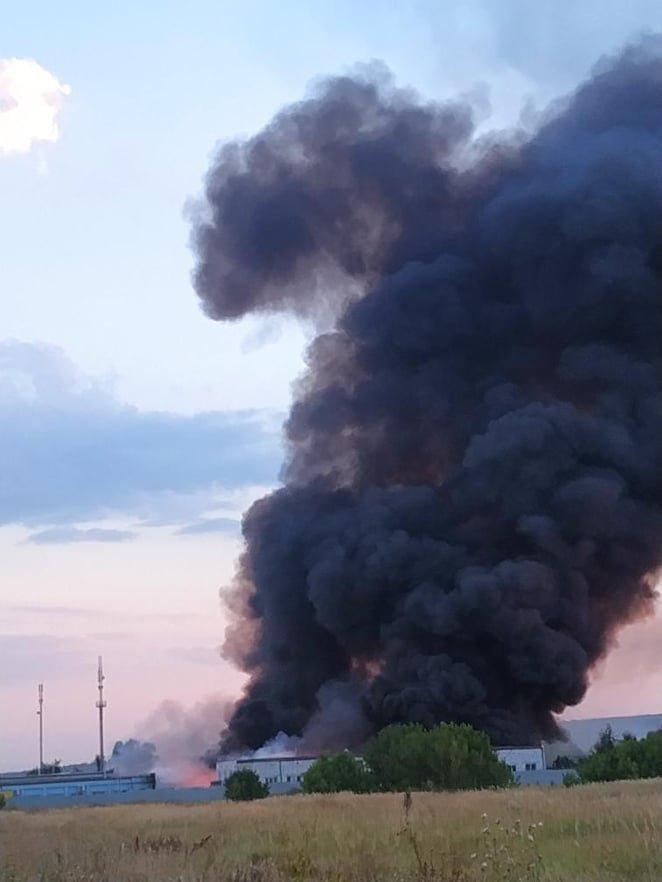 Пожар в Безруках тушили 12 часов (ВИДЕО), фото-2