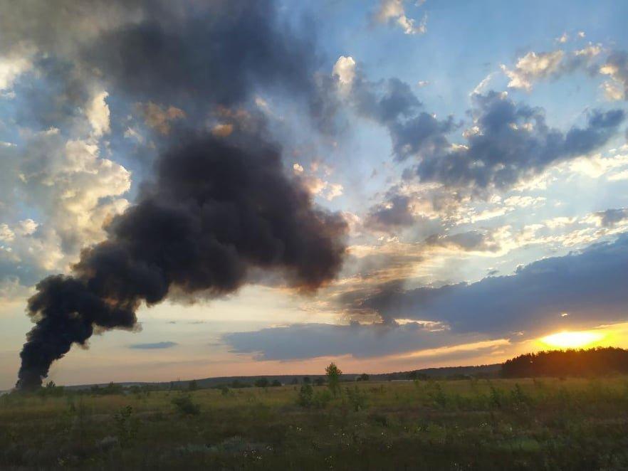Пожар в Безруках тушили 12 часов (ВИДЕО), фото-4