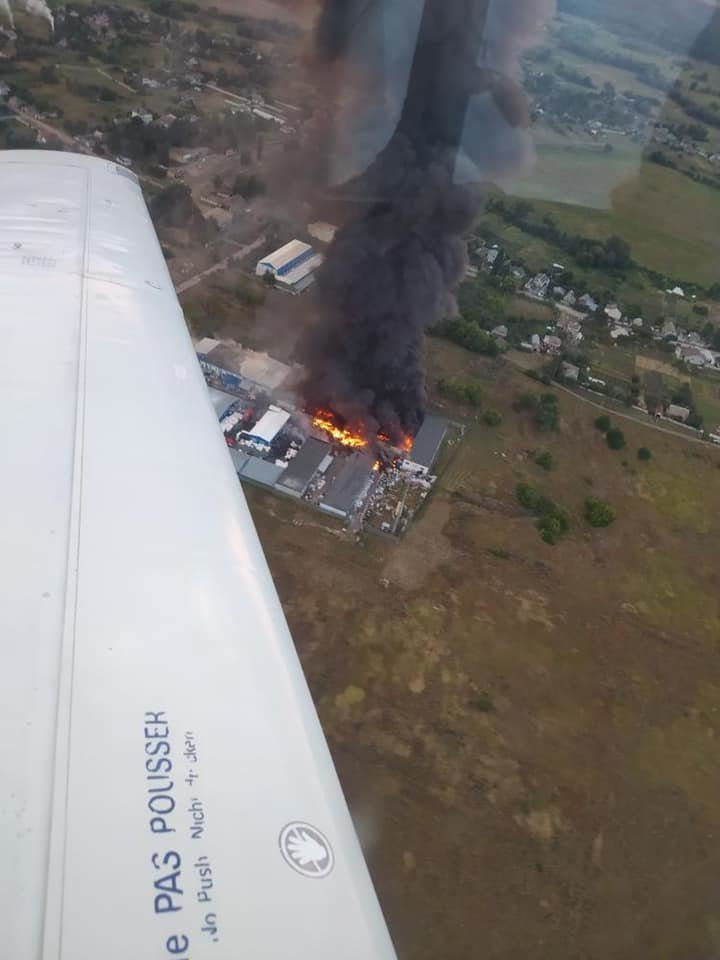Пожар в Безруках тушили 12 часов (ВИДЕО), фото-5