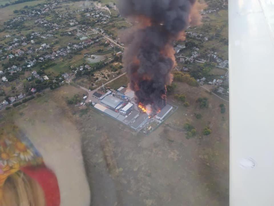 Пожар в Безруках тушили 12 часов (ВИДЕО), фото-6