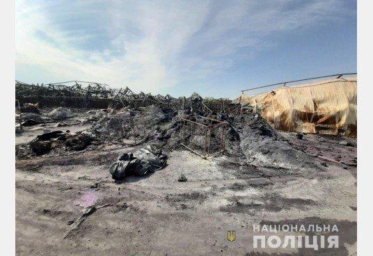 По факту пожара в Безруках открыто уголовное дело, фото-4