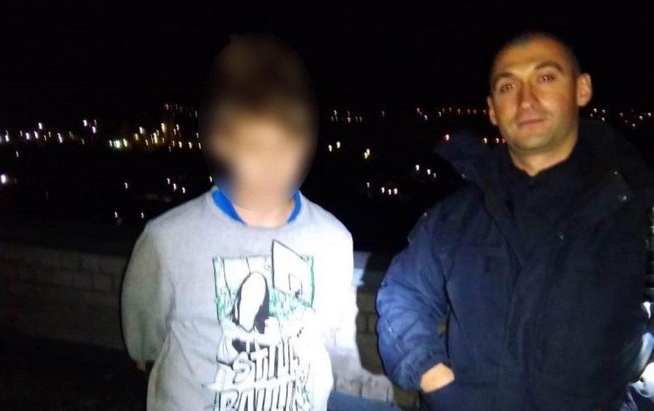 В Солоницевке полиция оперативно разыскала пропавшего подростка, фото-2