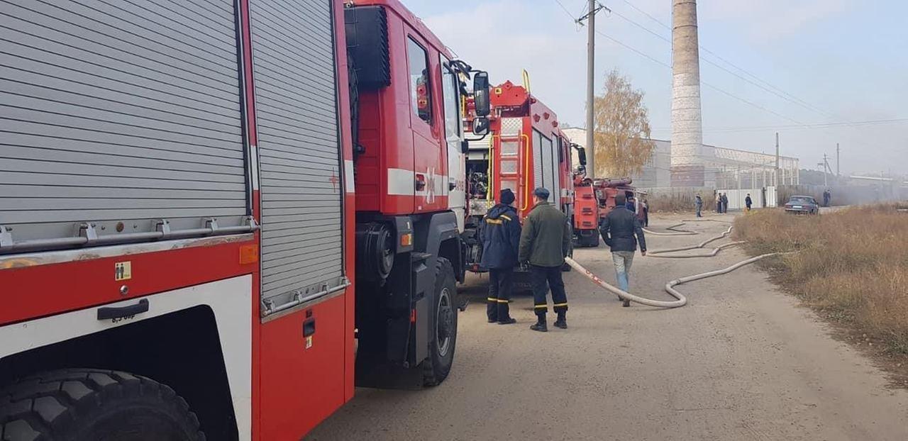 Мощный взрыв на газораспределительной cтанции в Дергачевском районе (фото), фото-3