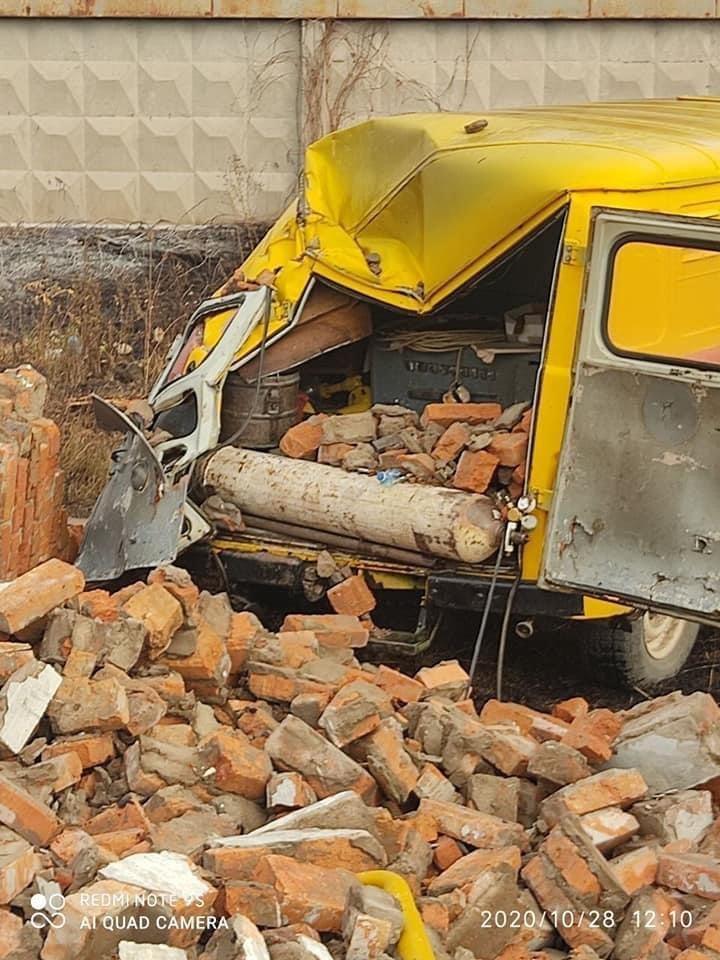 Мощный взрыв на газораспределительной cтанции в Дергачевском районе (фото), фото-4