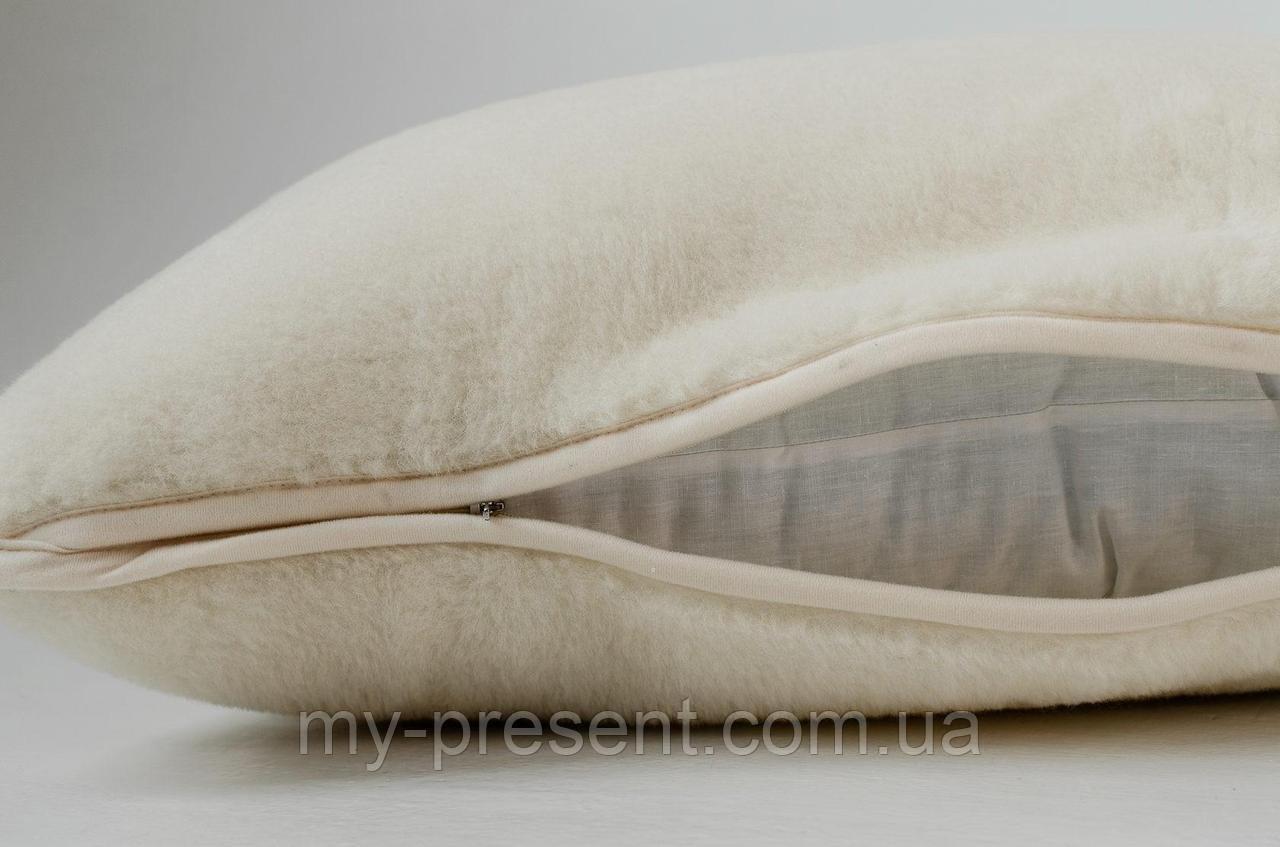 Подушка з вовни мериноса, https://my-present.com.ua/